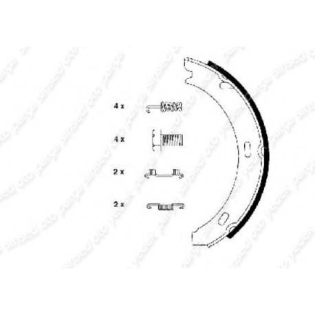 EL FREN BALATASI 83-00 W201-W124-W202-W210 BM BSG